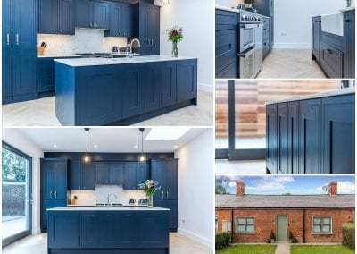 multiple design views of home by Nokang