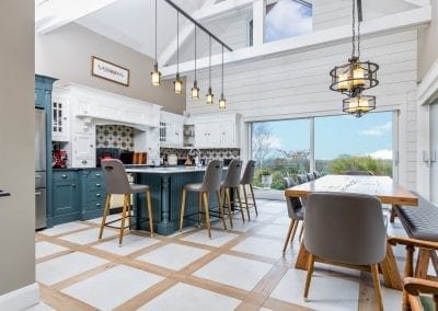 Beautiful look of a kitchen by Nokang