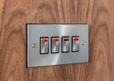 Luxury electricity buttons Nokang