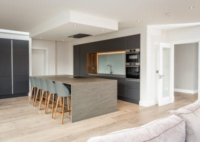 Awesome interior look of kitchen